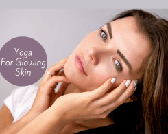 yoga for glowing skin