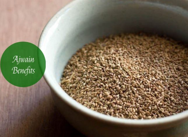 ajwain benefits