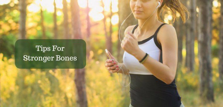how to make bones stronger