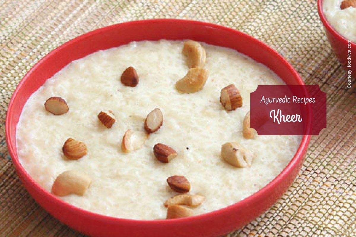 Indian Rice Pudding (Kheer): An Easy Ayurvedic Recipe