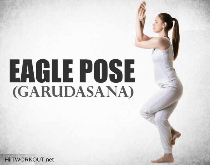 Eagle-Pose-Garudasana