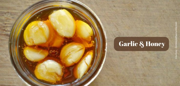 garlic and honey benefits