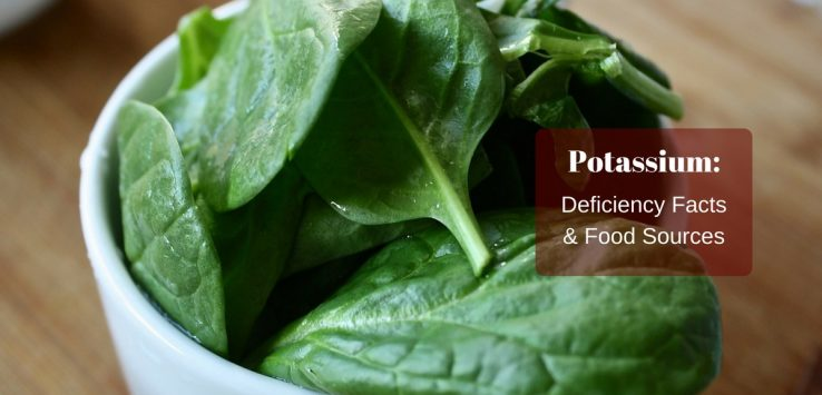 potassium deficiency symptoms