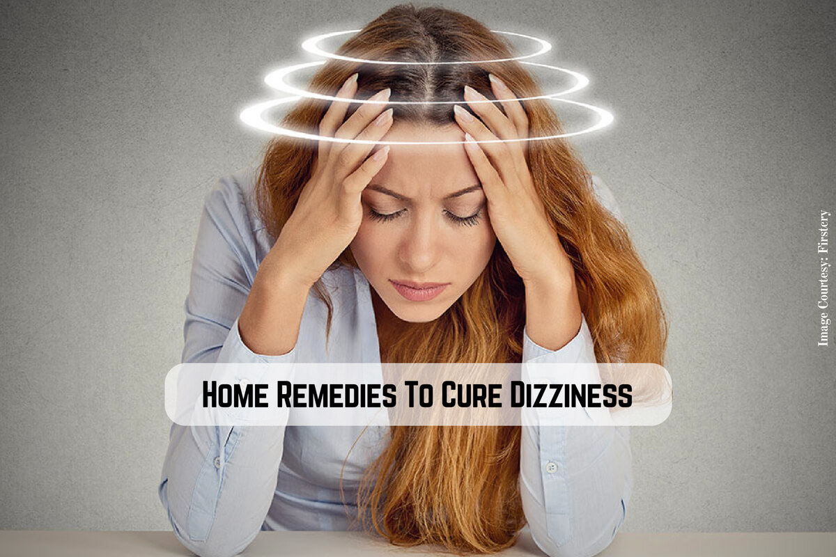 Sudden Dizziness Here S How To Get Rid Of Dizziness