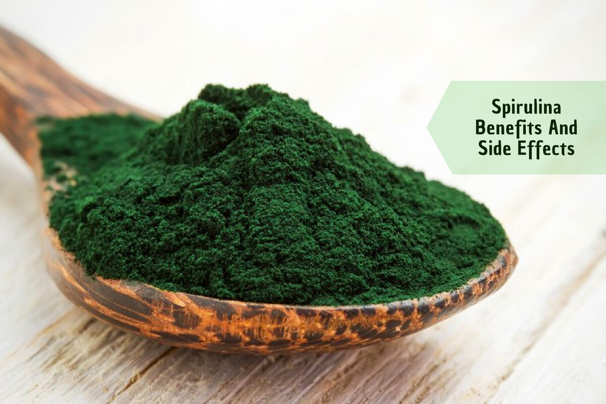 Spirulina Benefits Side Effects Some Flora For Your Health