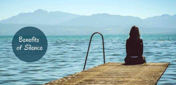 spiritual benefits of silence