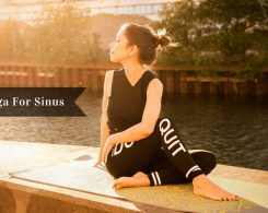 Yoga for sinus _ Ayurvedum