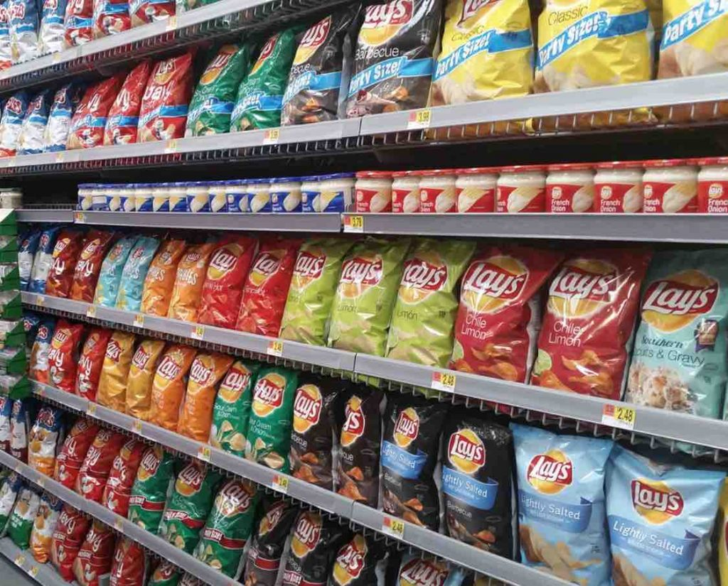 Front-of-Package Labels Hide Truth: 8-of-10 kids' foods ... |Bagged Food Items