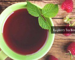 Raspberry leaf tea benefits _ Ayurvedum