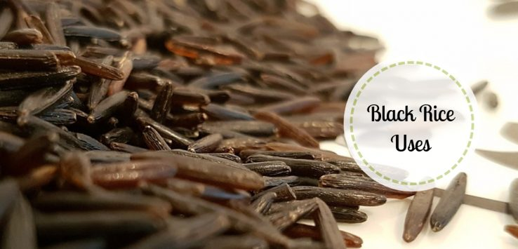 benefits of black rice