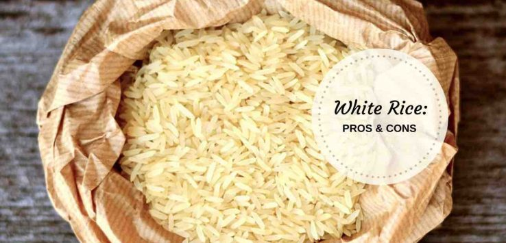 benefits of white rice