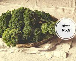 bitter foods