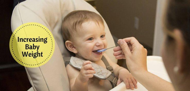 how to increase baby weight _ Ayurvedum