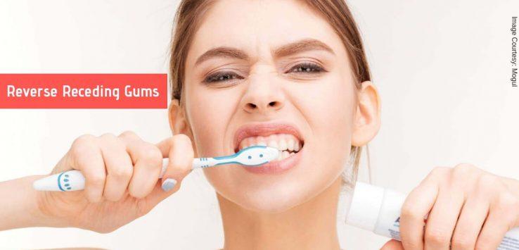 receding gums _ Ayurvedum