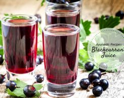 Blackcurrant Juice _ Ayurvedum
