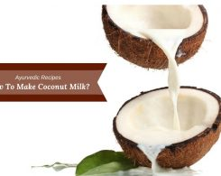 Coconut milk recipe _ Ayurvedum