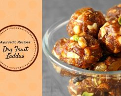 Dry fruit laddu _ Ayurvedum