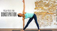 Yoga for constipation _ Ayurvedum