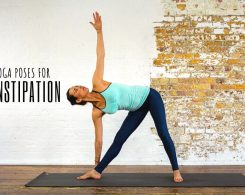 Yoga for constipation _ Ayurvedum