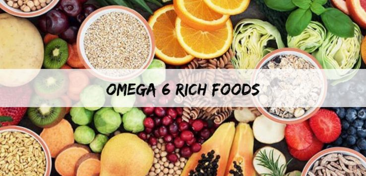 Omega 6 Foods _ Ayurvedum