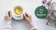 tea for headaches