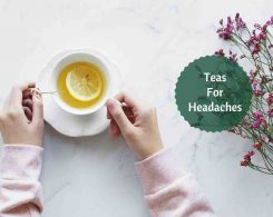 tea for headaches