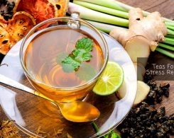 Teas for stress _ Ayurvedum