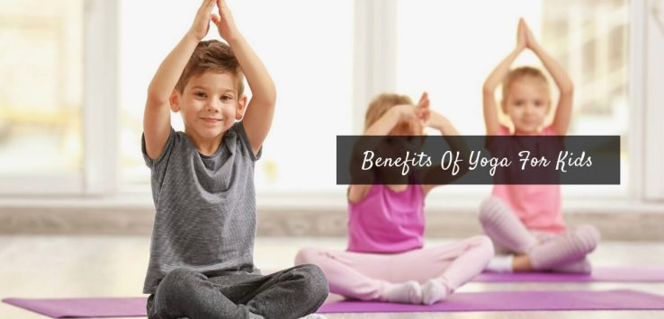 benefits of yoga for kids _ Ayurvedum