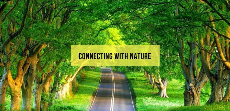 Connecting with nature _ Ayurvedum