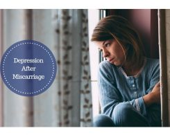 Depression After A Miscarriage _ Ayurvedum