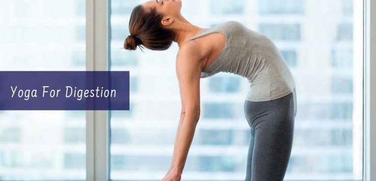 yoga for digestion _ Ayurvedum