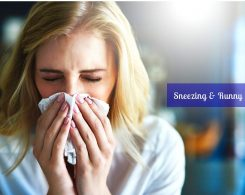 Runny Nose And Sneezing _ Ayurvedum