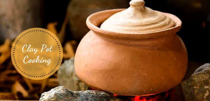 clay pot cooking _ Ayurvedum
