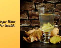 Ginger water _ Ayurvedum