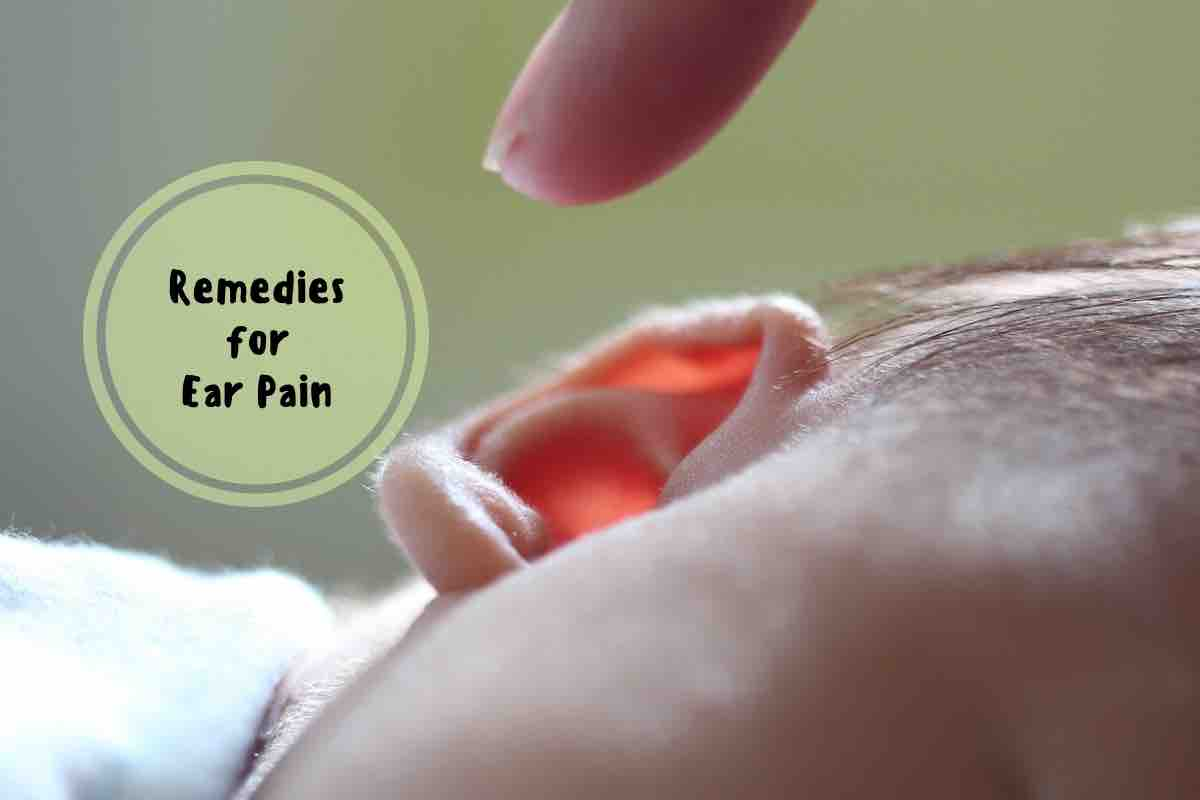 Home Remedies For Ear Pain Natural Easy Effective Solutions