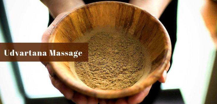 Udvartana massage_ Ayurvedum