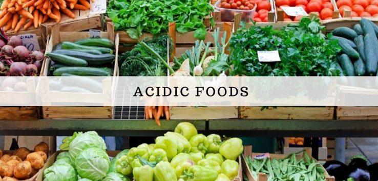 acidic foods _ Ayurvedum
