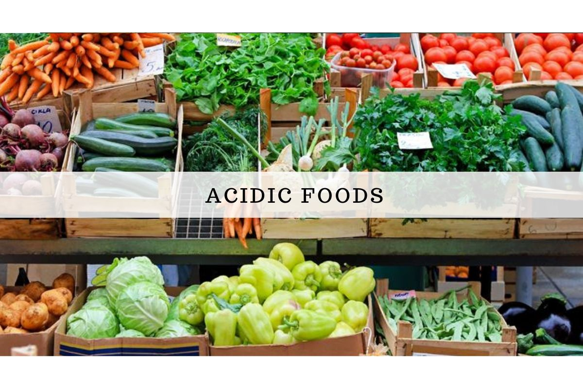 Acidic Foods: 12 Foods You Should Consume Carefully