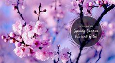 spring season ( vasant ritu ) _ Ayurvedum